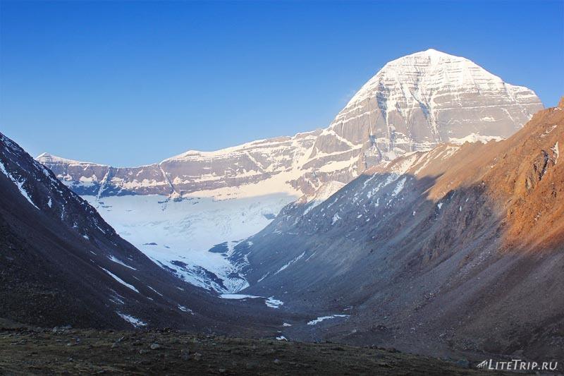 Тибет. Внешняя кора вокруг Кайласа.