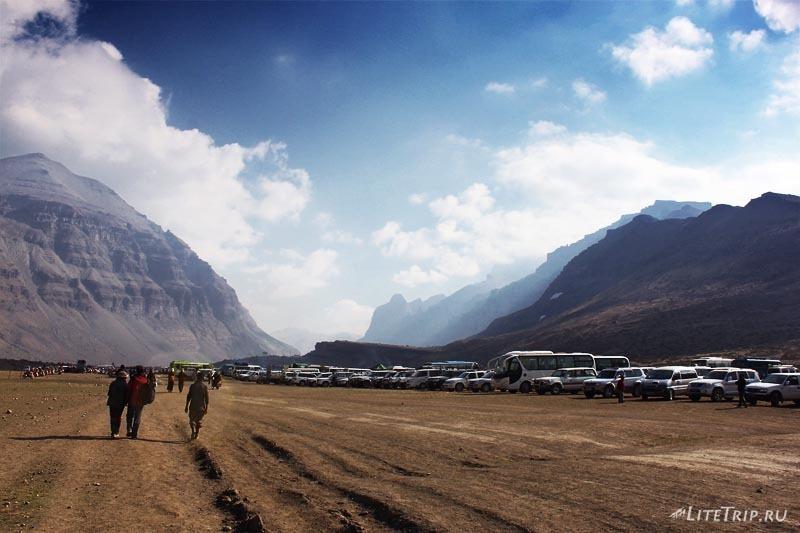 Тибет. Праздник Сага-Дава - транспорт.