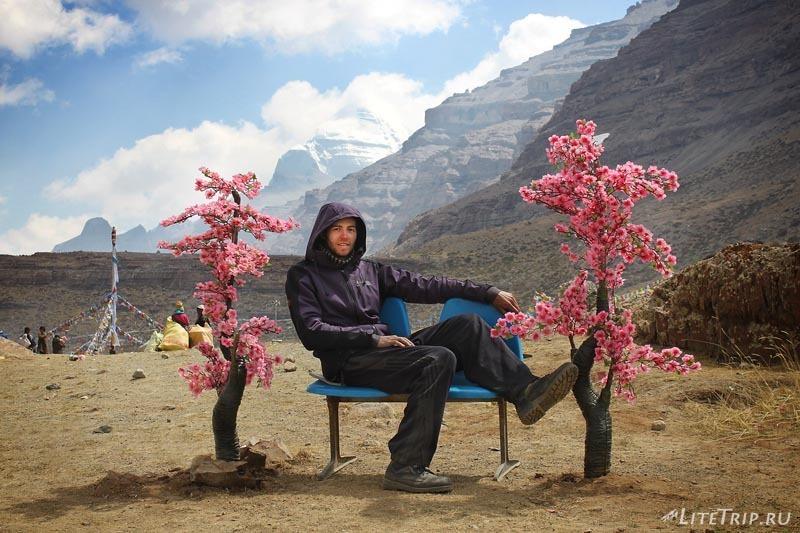 Тибет. Праздник Сага-Дава - бесплатное фото со мной.