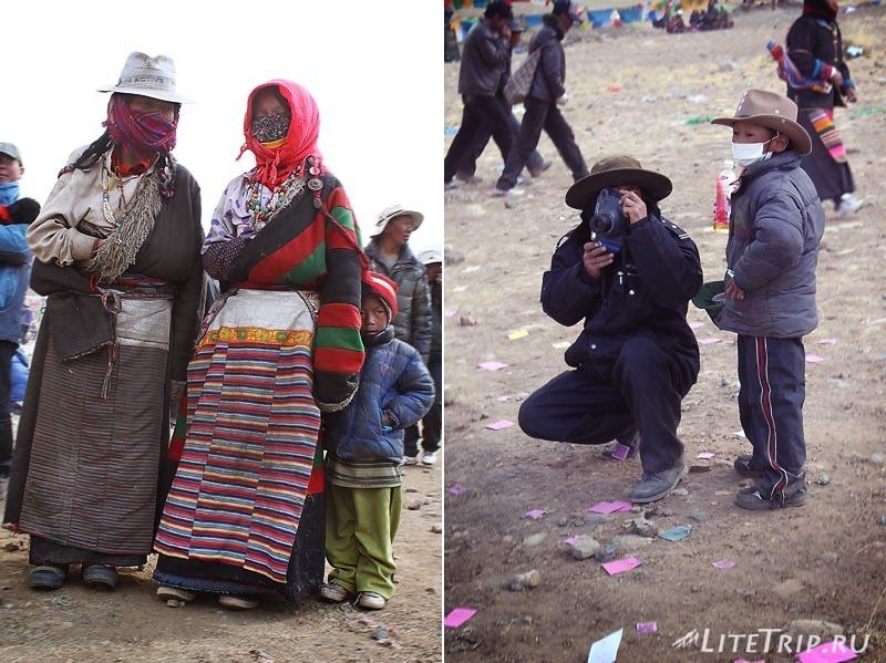 Тибет. Праздник Сага-Дава - фотограф.