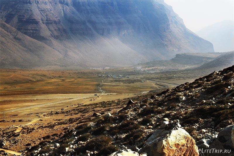 Тибет. Праздник Сага-Дава - сбор на праздник.