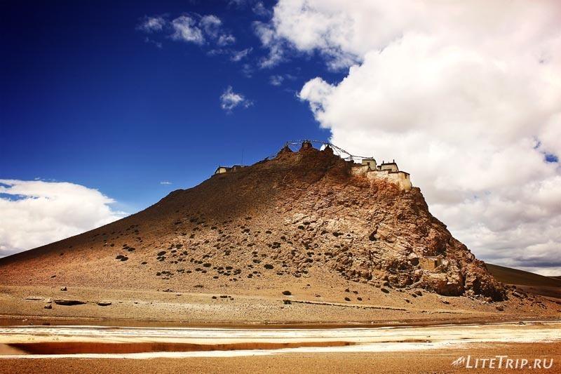 Тибет. Монастырь Чиу Гомпа (Chiu Gompa).