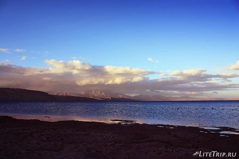 Тибет. Живая вода озера Манасаровар.