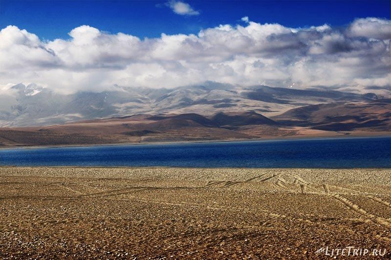 Тибет. Озеро Ракшас-тал.