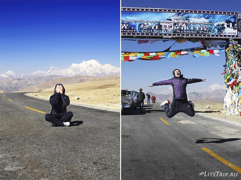 Тибет. С ума схожу :)