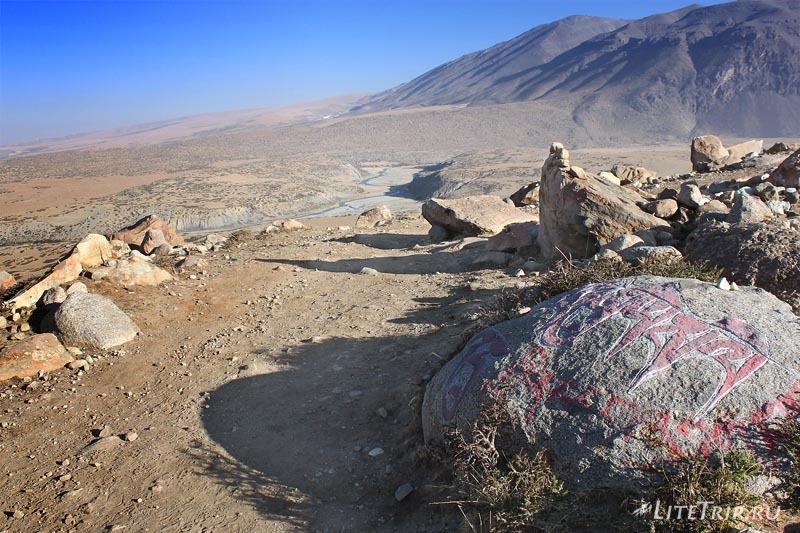 Тибет. Обход внешней коры вокруг Кайласа.