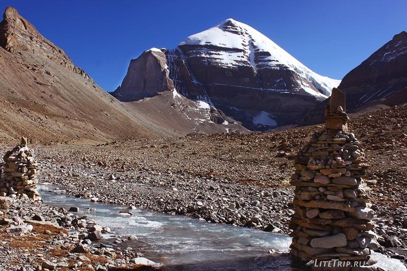 Тибет. Внутренняя кора - Кайлас.
