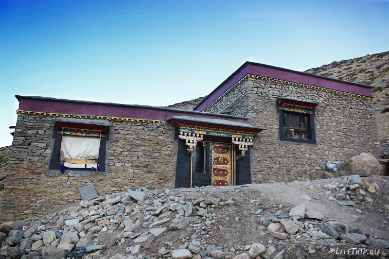 Тибет. Монастырь Силунг.