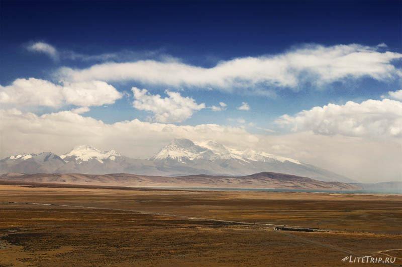 Тибет. Внутренняя кора - возвращение в Дарчен.