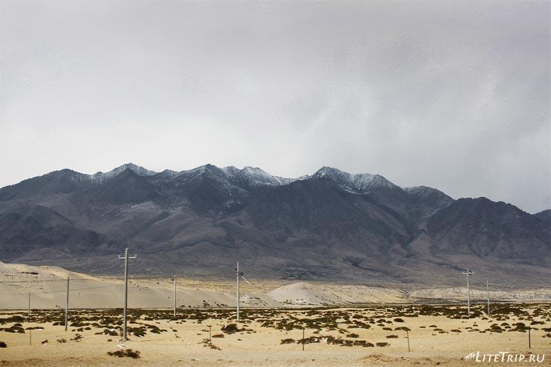 Тибет. Дорога в долину Гаруды.