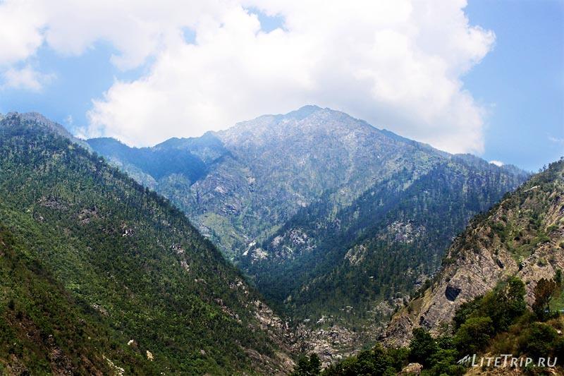 Непал. В дороге.