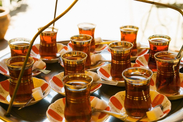 Турецкий чай.