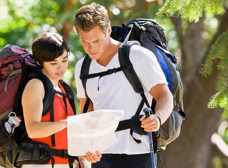 Как правильно составить маршрут путешествия - выбор места