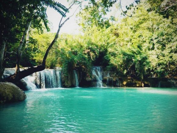 Водопад в Луанг Прабанге
